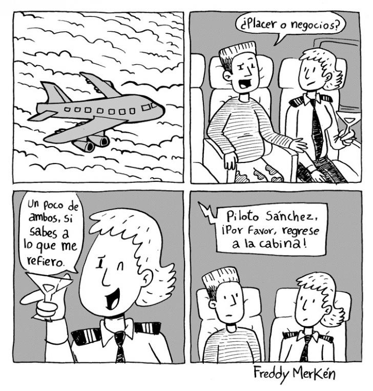 Aviones, Pilotos, Placer, Negocios, viajes