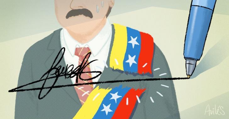 venezuela, crisis, maduro, referéndum, revocatorio