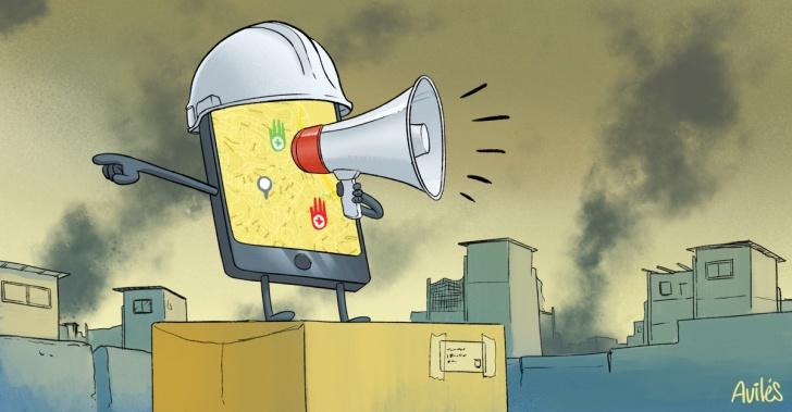 Catástrofes, emergencias, voluntarios, terremotos, ayuda