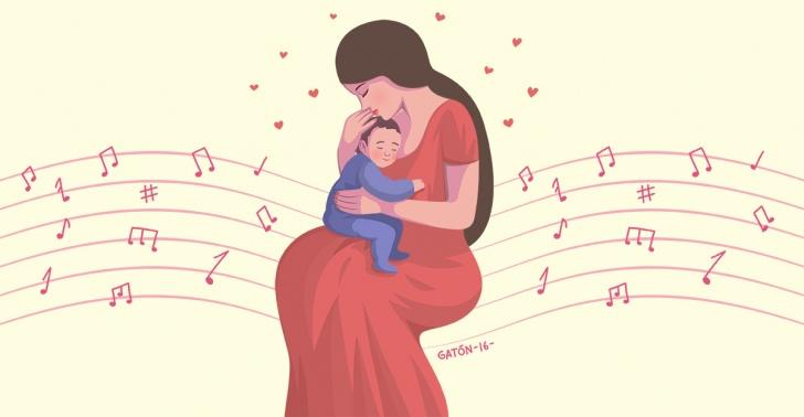 música, día de la madre, mamá, the beatles, los prisioneros, alter bridge, inspiración, musas, madres