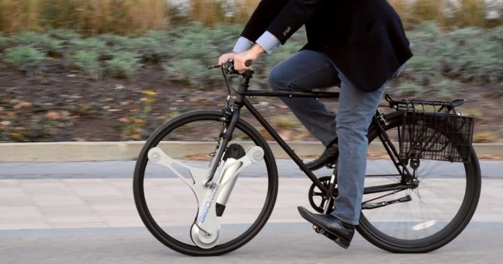 bicicleta, eléctrica, invento, innovación, tecnología, llanta, rueda