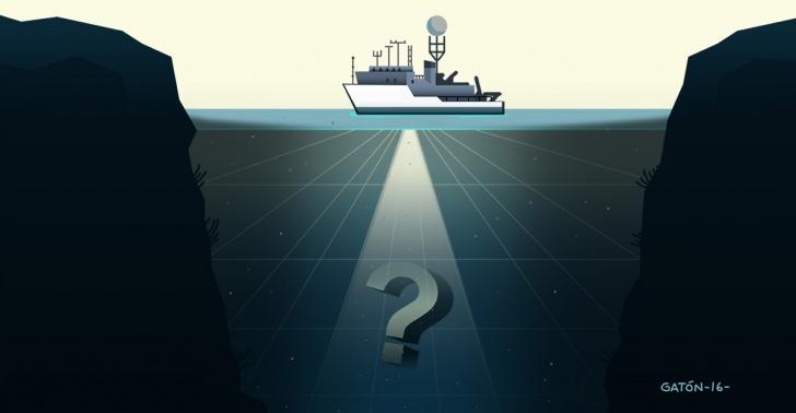 oceano, explorador, mision, fauna marina, profundidad, fosa de las marianas, okeanos