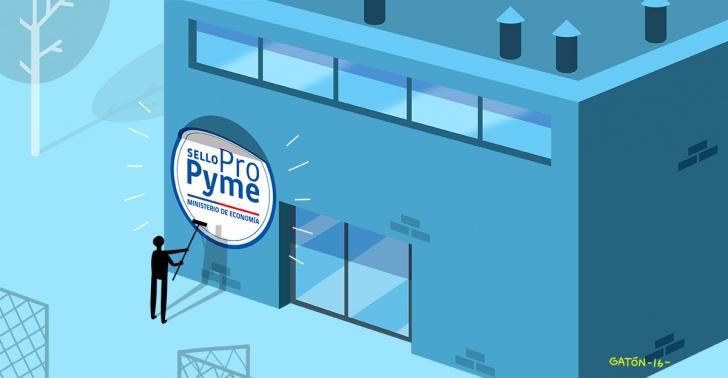 emprendimiento, Pyme, empresas, pagos, Sello ProPyme
