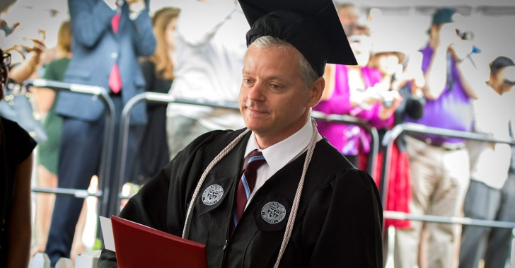 Universidad, ejemplo, estudiante, perseverancia, esfuerzo