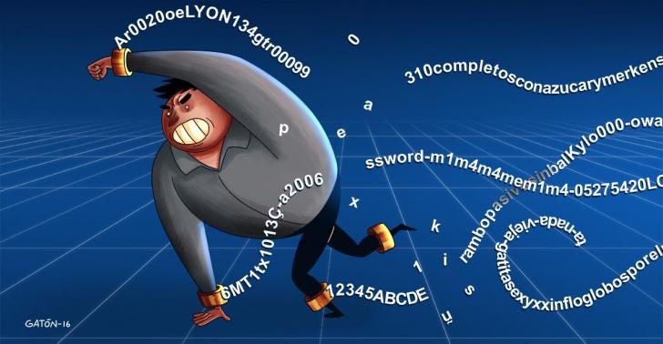 google, constraseña, clave, password, trust, api, biométrica, seguridad, privacidad