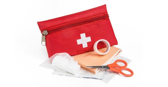 salud, primeros auxilios, Cruz Roja, Caja Los Andes