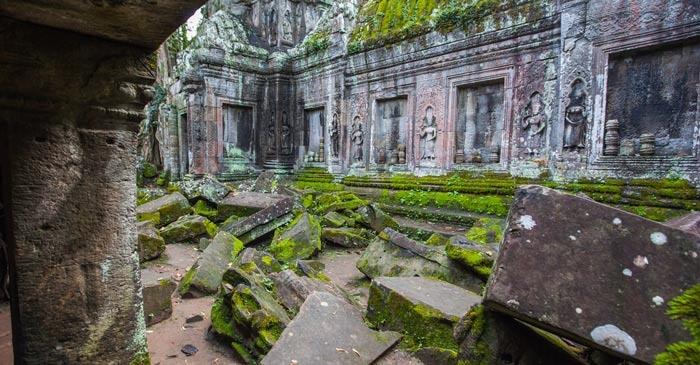 descubrimiento, hallazgo, arqueologia, camboya