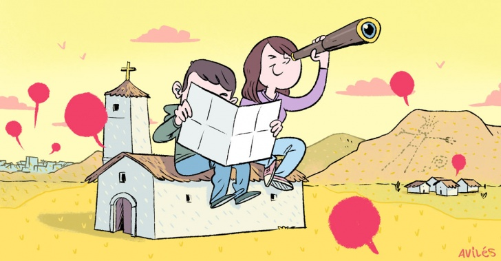 Chile, regiones, mapa, monumentos nacionales, Unesco, Patrimonios