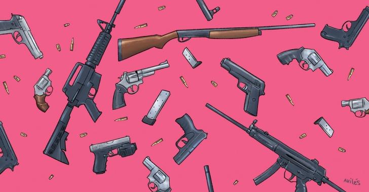 EE.UU., Orlando, matanza, armas de fuego, armas, violencia, homicidios, legislación
