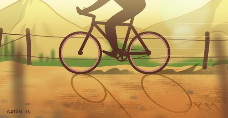 Ciclismo, Valle del Elqui, naturaleza, movilización, bicicletas, conectividad, ciclovía
