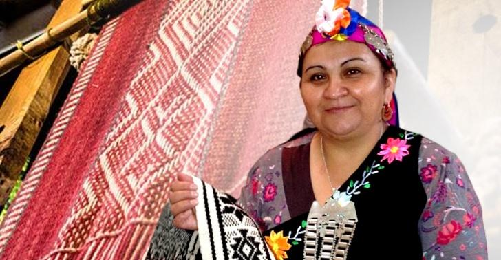 mapuche, emprendimiento, telares, cultura, tradición
