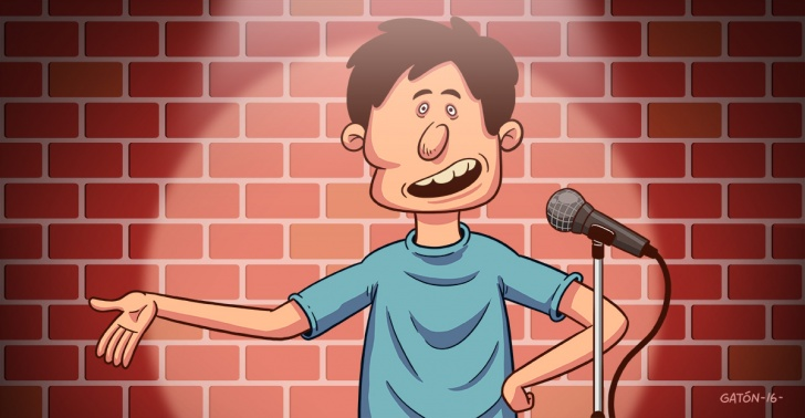 discursos, oratoria, humor, stand up comedy, comedia, público