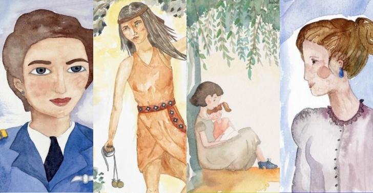 Historia, Chile, mujeres líderes, Historia de Chile, heroínas