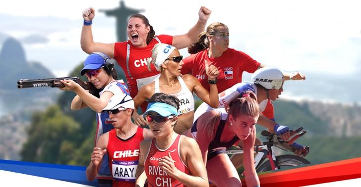 Deportes, Juegos Olímpicos, atletas, deportistas, Chile, Brasil 2016
