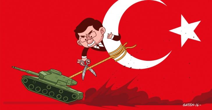 Turquía, golpe de estado, golpe de estado Turquía, Erdogan, Unión Europea