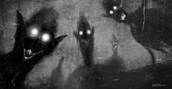 Pesadillas, sueños, noche, miedo, psicología