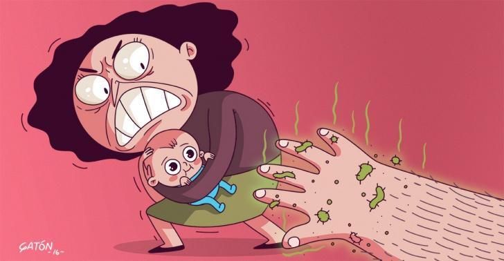 maternidad, madre primeriza, hijos, crianza