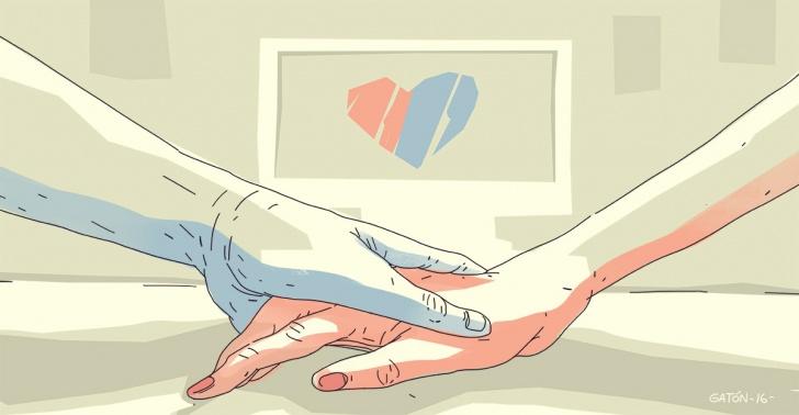 netflix, series, amor, pareja, television, compartir, relacion, mejorar
