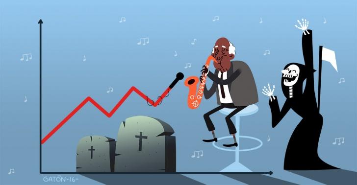 mortalidad, muerte, músicos, pop, artistas, causa de muerte, rock, drogas, rock and roll, gospel, soul, metal, suicidio, club de los 27