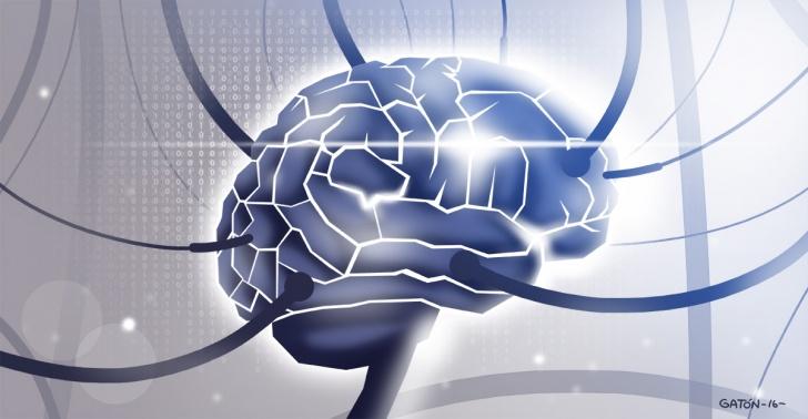 inteligencia artificial, tecnología, industria