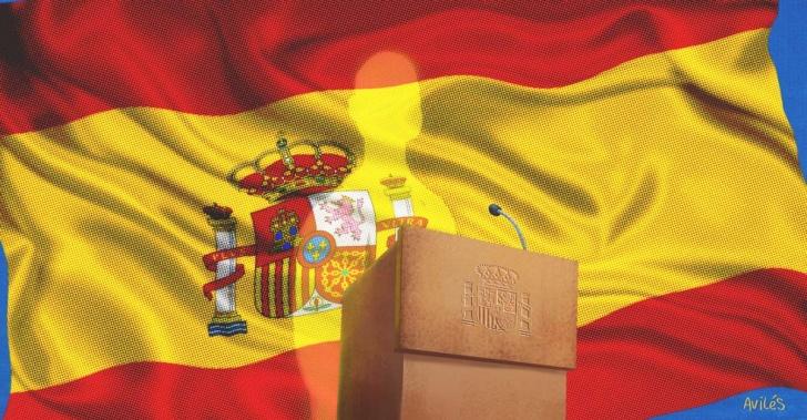 España, Elecciones España, Parálisis gobierno España, Marino Rajoy, Pedro Sánchez, Pablo Iglesias, Alberto Rivera