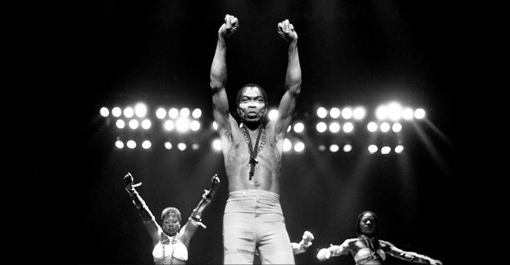 áfrica, nigeria, música, guerra civil, dictadura, democracia, fela kuti, afrobeat, rock, soul, funk
