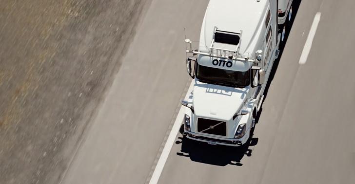 innovacion, transporte, otto, camion, auto, navegacion, autonavegacion, google, tesla, apple