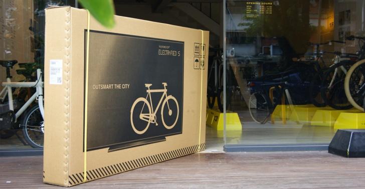 envíos, traslados, bicicletas, problemas, soluciones, servicio al cliente, VanMoof