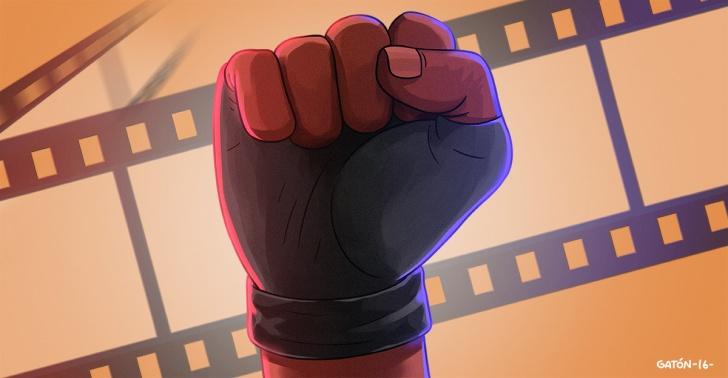 cine, súper héroes, black power, películas