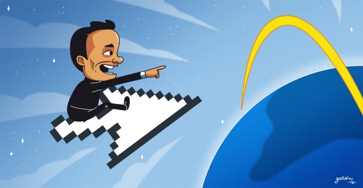 Alibaba, emprendimiento, Jack Ma, China, negocio, perseverancia