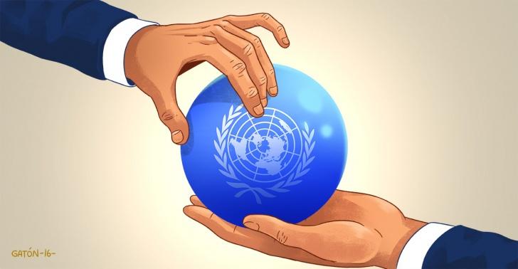 Antonio Guterres, ONU, Secretario General ONU, siria, abusos sexuales, cascos azules, desarrollo sustentable, reforma