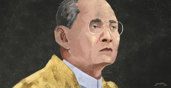 Rama IX, Rama X, muerte rey Tailandia, Rey Bhumibol Adulyadej, mayo  1992, crisis política Tailandia