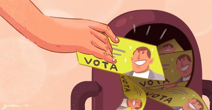 politica, votaciones, voto, voluntario, obligatorio, elecciones, municipales, presidencial, democracia