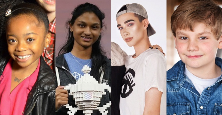 líderes, adolescentes, influyentes, famosos, TIME