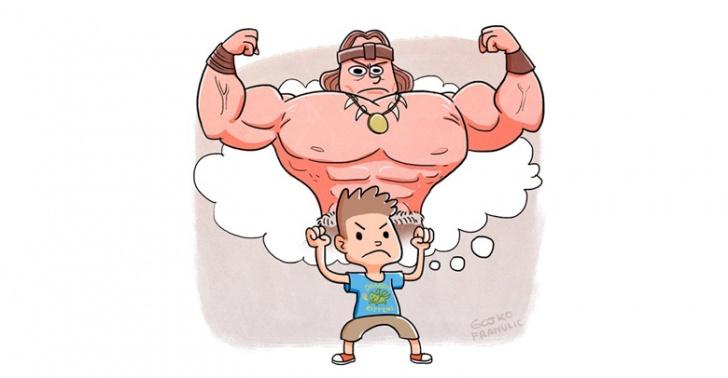 guía para padres, autoestima, frustración, talentos, éxitos, esfuerzo, habilidades
