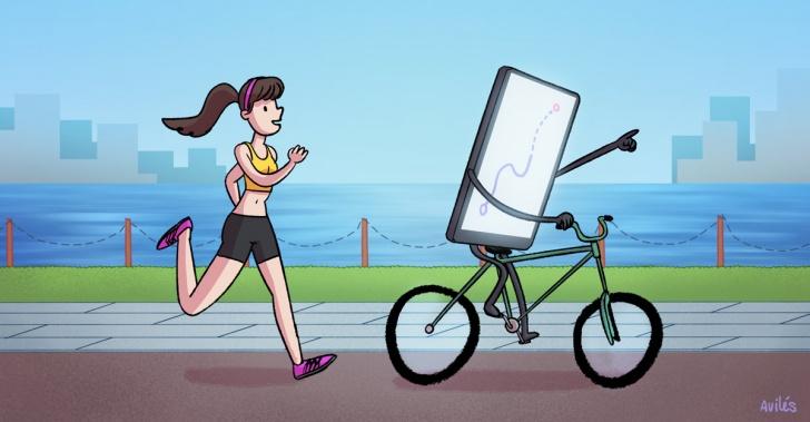 app, aplicaciones, tecnologia, ciencia, vida, sana, ejercicio, alimentacion