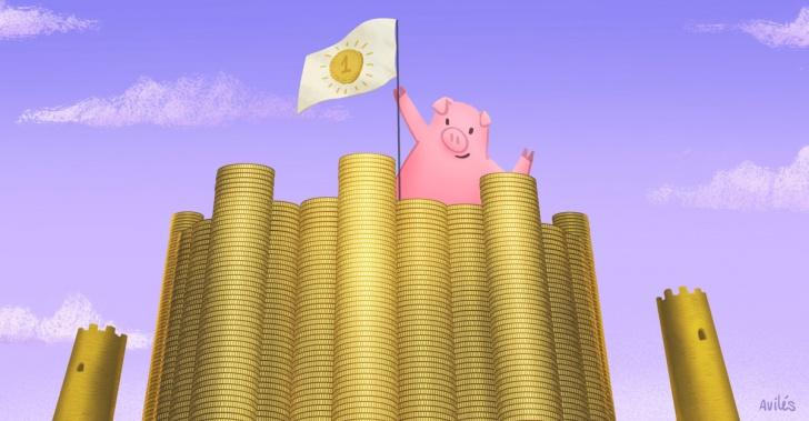 ahorro, ahorro países, países que más ahorra, lucky penny, campaña centavo de mil dolares, fondo soberano norguea, ahorro China, ahorro nacional, incentivos ahorro