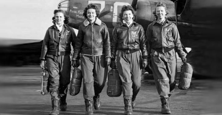 guerra, segunda, mundial, historia, mujeres, empoderamiento, rol, tanque, avion, comandar