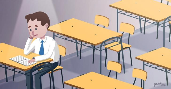 colegio, escuela, liceo, educación pública, subvención por asistencia, ausentismo, inasistencia, ausentismo escolar crónico
