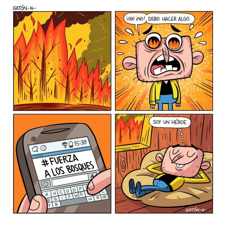 incendio, incendio forestal, héroe, peligro, quemado, arboles, casa, calma, hashtag, solición
