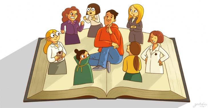 Escritura, inclusión, discapacidad mental, literatura