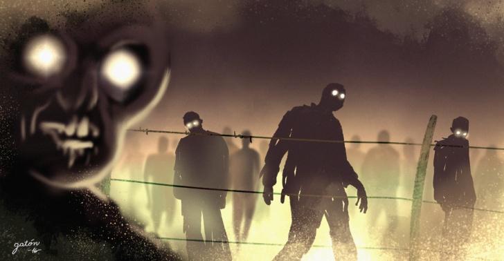 zombies, haití, vudú, cine, terror
