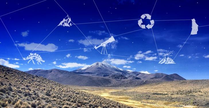 turismo, ciencia, chile, rutas, vacaciones, volcanes, estrellas, astronomia, arqueologia, geologia