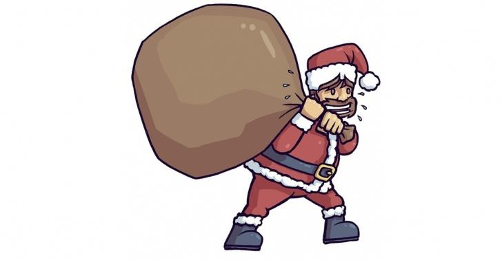 navidad, celebración, regalos, Grinch, El Barbón