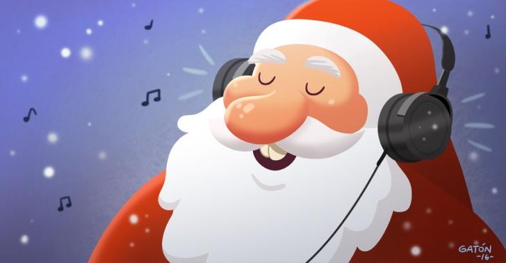navidad, villancicos, álbumes, música navideña, tommy rey, vince guaraldi trio, los granadians del espacio exterior, pentatonix, babyface, brian setzer orchestra, bb king, edm, christopher lee