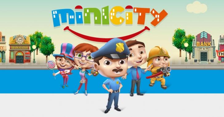 MiniCity, juegos, ingles, aprendizaje, educacion, china, temuco