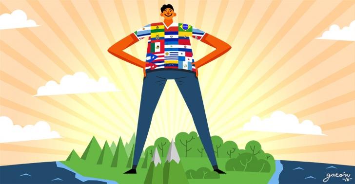 América Latina, orgullo, latinos, Latinoamérica, TED, Coca Cola