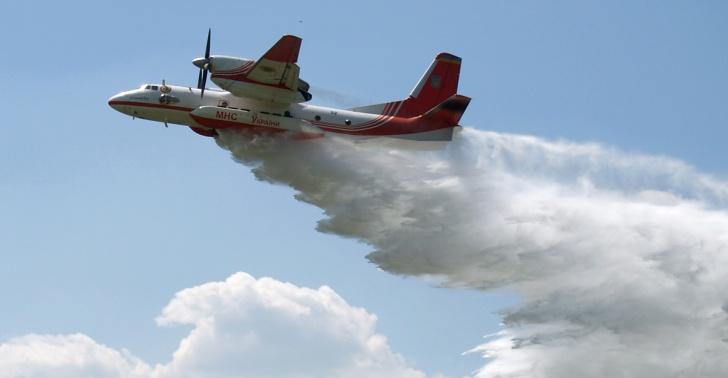 valparaiso, incendio forestal, incendios, aviones cisterna, bomberos, catastrofes, Chile