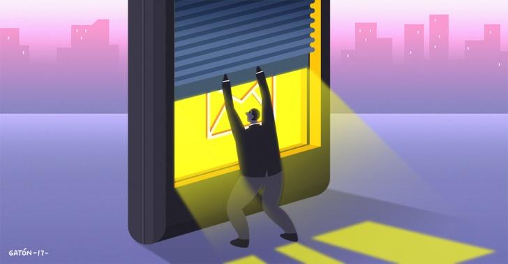 trabajo, francia, ley, desconexión, derecho al descanso, celular, mails