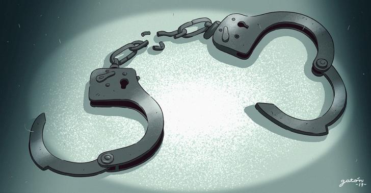 delincuencia, penas, Chile, cárceles, condenas